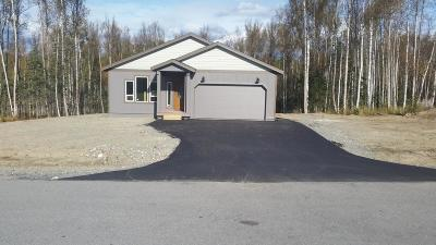 Wasilla Single Family Home For Sale: 2793 W Angela Drive