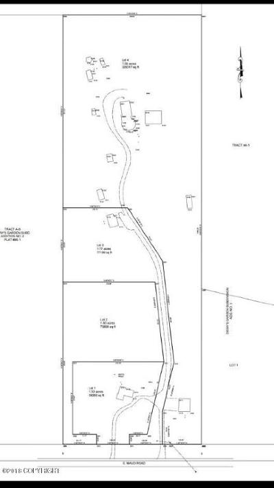 Palmer Residential Lots & Land For Sale: 18205 Maud Road