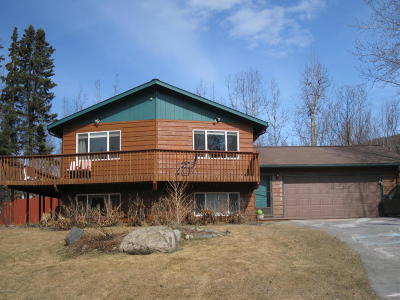 Eagle River Single Family Home For Sale: 19505 Pribilof Loop