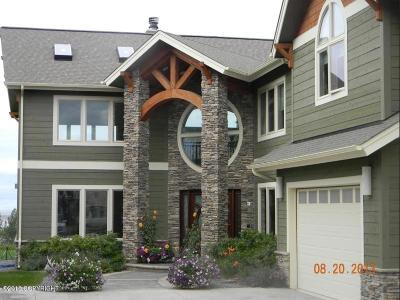 Anchorage AK Single Family Home For Sale: $1,895,000