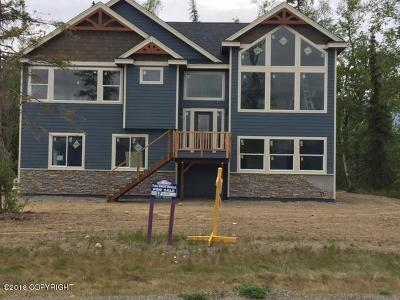 Eagle River Single Family Home For Sale: 14321 Harold Loop