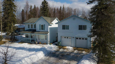 Kenai Single Family Home For Sale: 135 Nevada Street