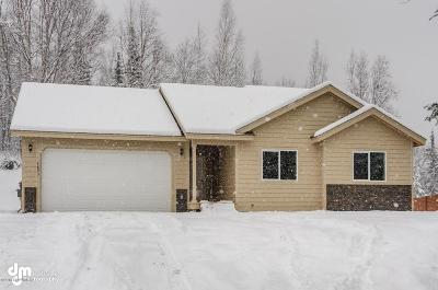Eagle River Single Family Home For Sale: L56 W Parkview Terrace Loop