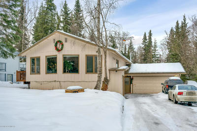 Anchorage Single Family Home For Sale: 4820 Zenith Street