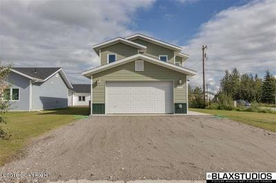 North Pole Single Family Home For Sale: 2712 Desert Eagle Loop