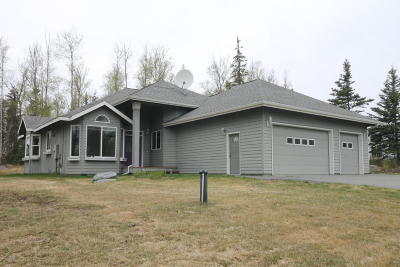 Wasilla Single Family Home For Sale: 5560 S Hanson Loop