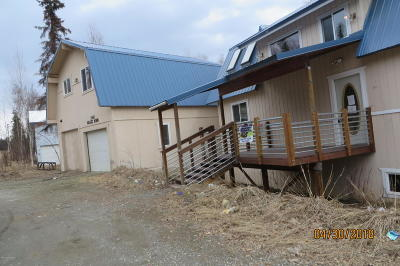 Wasilla Single Family Home For Sale: 1245 N Brass Ring Drive