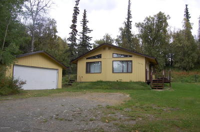 Palmer Single Family Home For Sale: 4020 Palmer Fishhook Road