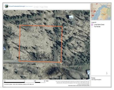 Anchor Point Residential Lots & Land For Sale: L3 Dedra Avenue