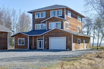 Soldotna, Sterling, Kenai Single Family Home For Sale: 2515 Watergate Way