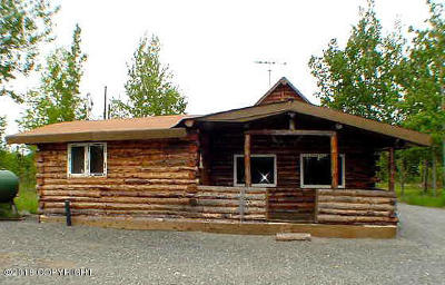 Soldotna AK Single Family Home For Sale: $45,000