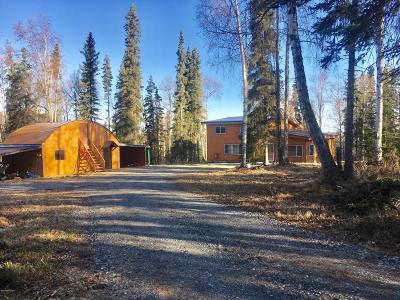 Soldotna AK Single Family Home For Sale: $278,000