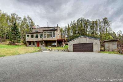 Anchorage Single Family Home For Sale: 11161 Snowline Drive