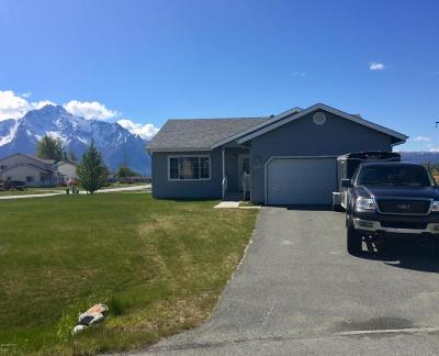 Palmer AK Single Family Home For Sale: $240,000