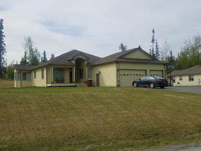 Wasilla Single Family Home For Sale: 5000 W Sundance Circle