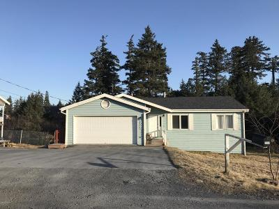 Kodiak AK Single Family Home For Sale: $370,000