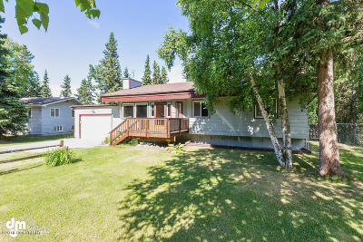 Anchorage Single Family Home For Sale: 5301 E 98th Avenue