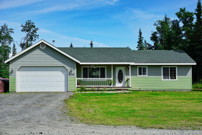 Soldotna AK Single Family Home For Sale: $221,900