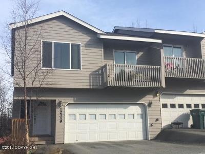 Eagle River Condo/Townhouse For Sale: 12339 Vista Ridge Loop
