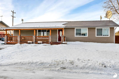 Anchorage AK Single Family Home For Sale: $325,000