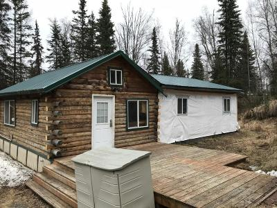 Soldotna AK Single Family Home For Sale: $109,900