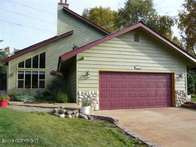 Anchorage Single Family Home For Sale: 4111 Romanzof Circle