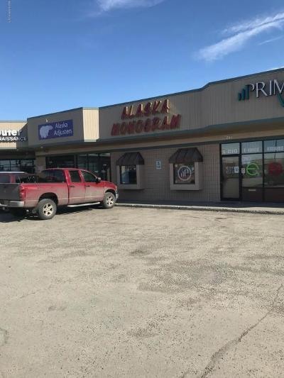 Anchorage Commercial For Sale: 215 E Dimond Boulevard #I