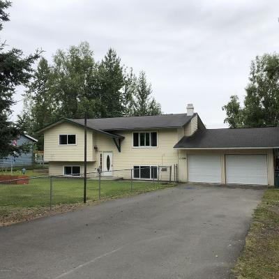 Eagle River Single Family Home For Sale: 11508 Upper Sunny Circle