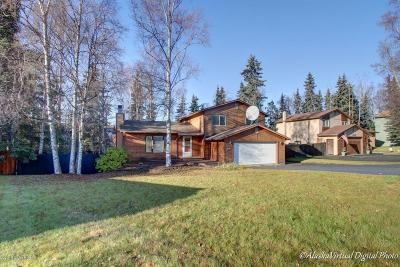 Eagle River Single Family Home For Sale: 18846 Andreanof Drive