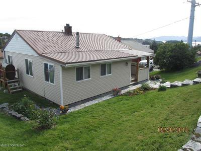 Kodiak AK Single Family Home For Sale: $234,500