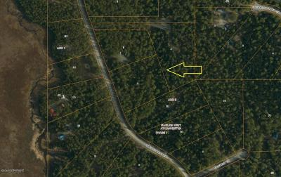 Willow Residential Lots & Land For Sale: 51631 Woodland Way