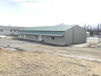 Palmer Commercial For Sale: 7570 E Palmer-Wasilla Highway