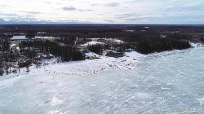 Big Lake, Palmer, Sutton, Wasilla, Willow Residential Lots & Land For Sale: 1738 Pittman Road