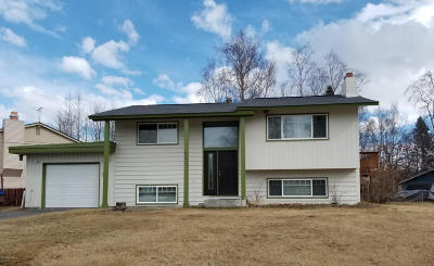 Anchorage Single Family Home For Sale: 13457 Stephenson Street