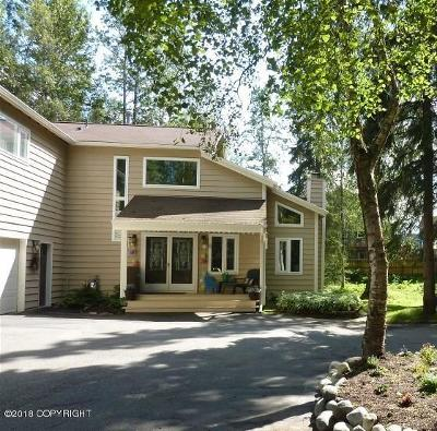 Anchorage Single Family Home For Sale: 7100 Kitlisa Drive