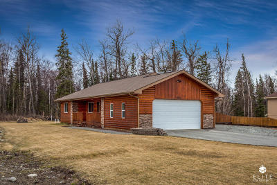 Wasilla Single Family Home For Sale: 450 S Vix Way