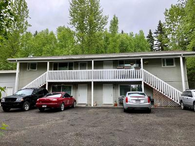 Eagle River Multi Family Home For Sale: 16845 Young Drive