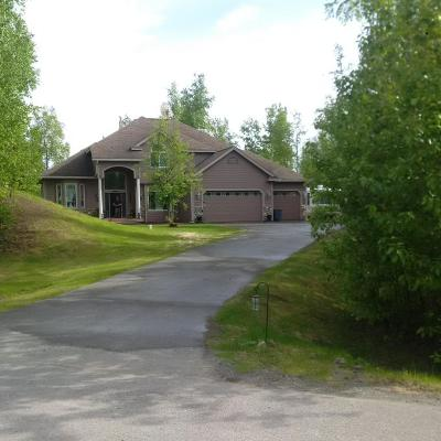 Wasilla Single Family Home For Sale: 5970 S Pavilof Circle