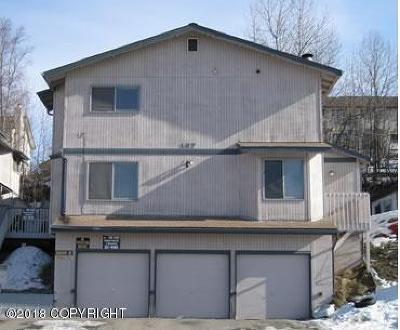 Anchorage Rental For Rent: 157 Michael Court #A