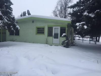 Anchorage Rental For Rent: 3902 Harding Drive #B
