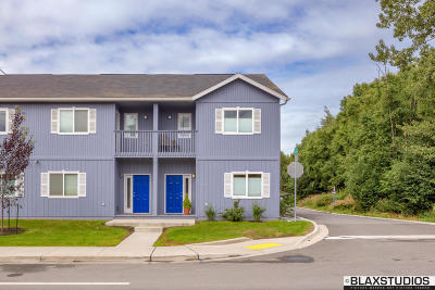 Anchorage Condo/Townhouse For Sale: 7272 Meadow Street #9A
