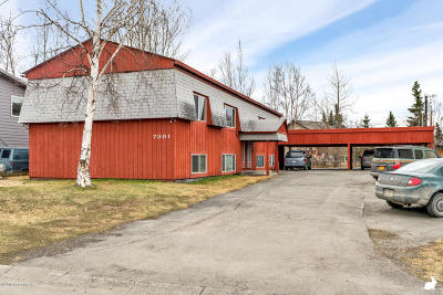 Anchorage Rental For Rent: 7301 E 21st Avenue #1