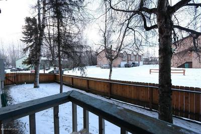 Anchorage Condo/Townhouse For Sale: 8601 Molanary Drive #2