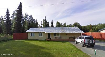 Soldotna AK Single Family Home For Sale: $169,000
