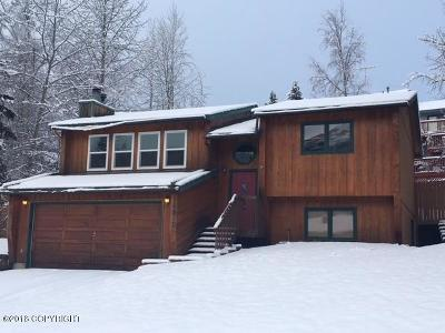 Eagle River Rental For Rent: 18213 Driftwood Bay Drive