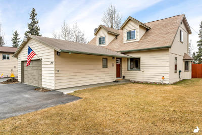 Anchorage Single Family Home For Sale: 3647 E 68th Avenue