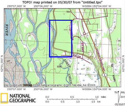 Big Lake, Palmer, Sutton, Wasilla, Willow Residential Lots & Land For Sale: 46626 Merlin Drive
