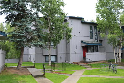 Anchorage AK Condo/Townhouse For Sale: $131,500