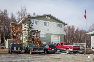 Eagle River, Chugiak Multi Family Home For Sale: 20871 Old Glenn Highway