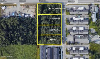 Anchorage, Chugiak, Eagle River Residential Lots & Land For Sale: 7220 Meadow Street